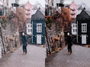 Scandinavian Mobile Lightroom Preset