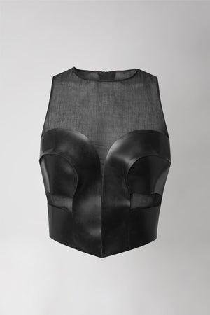 Sculptural Top