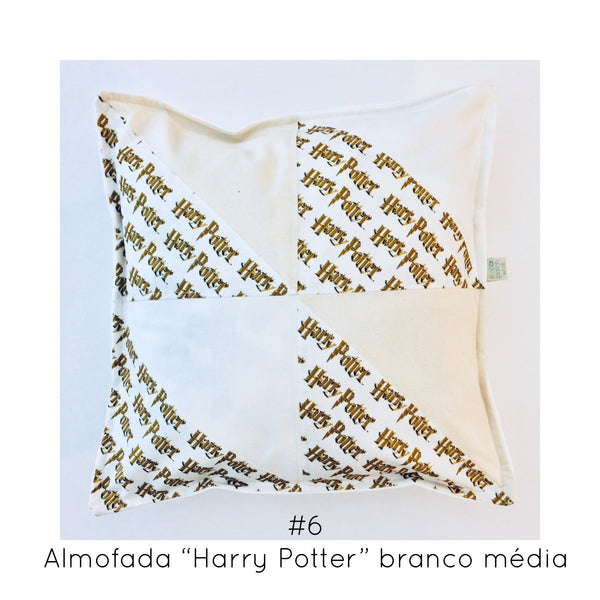 "Almofadas ""Harry Potter"""