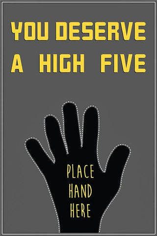You Deserve a High 5