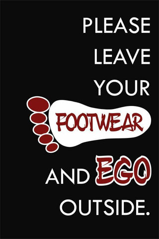Footwear and Ego Outside