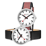 Mondaine Official Swiss Railways Classic 75 Years Anniversary Special SET