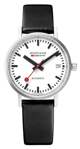 Mondaine - Classic Automatic Watch, A128.30008.16SBB