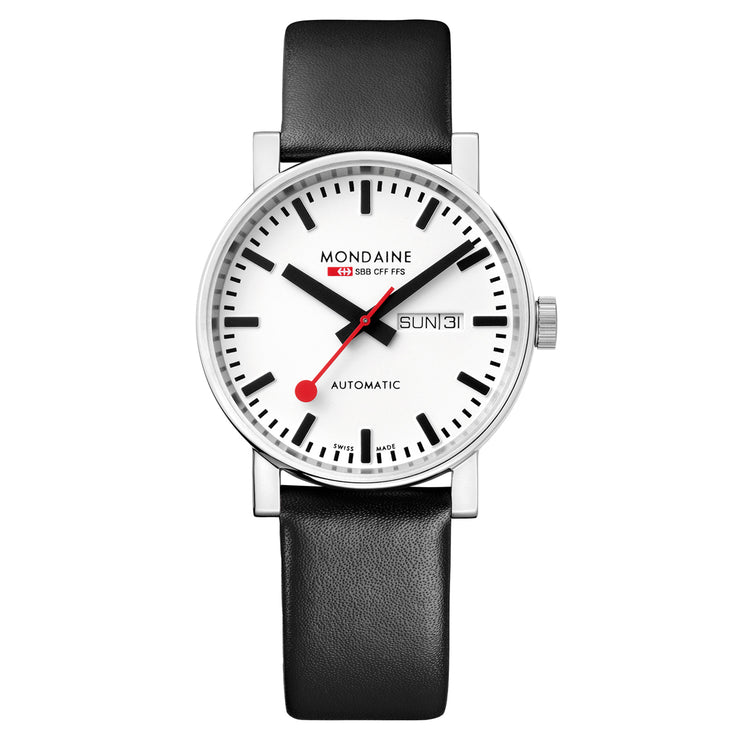 Mondaine Official Swiss Railways Evo Big Automatic