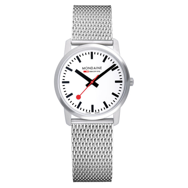 Mondaine Official Swiss Railways Simply Elegant