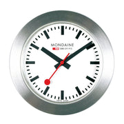 Mondaine Official Swiss Railways Magnet Clock