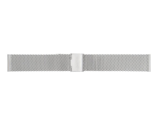 Mondaine - Mondaine Mesh Bracelet Watch Band Brushed FM8912.STEM.3