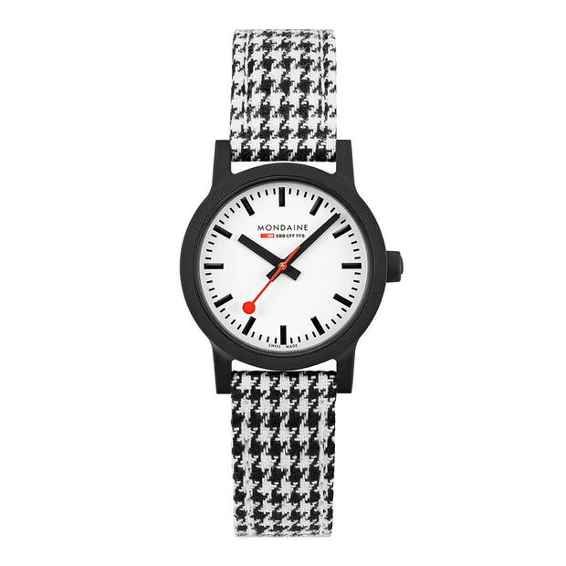 Mondaine Essence Watch: Sustainable Women's Watch with 32mm Case Diameter