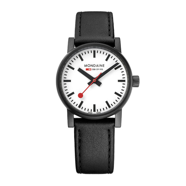 Mondaine Official Swiss Railways evo2 Watch | Mondaine Australia