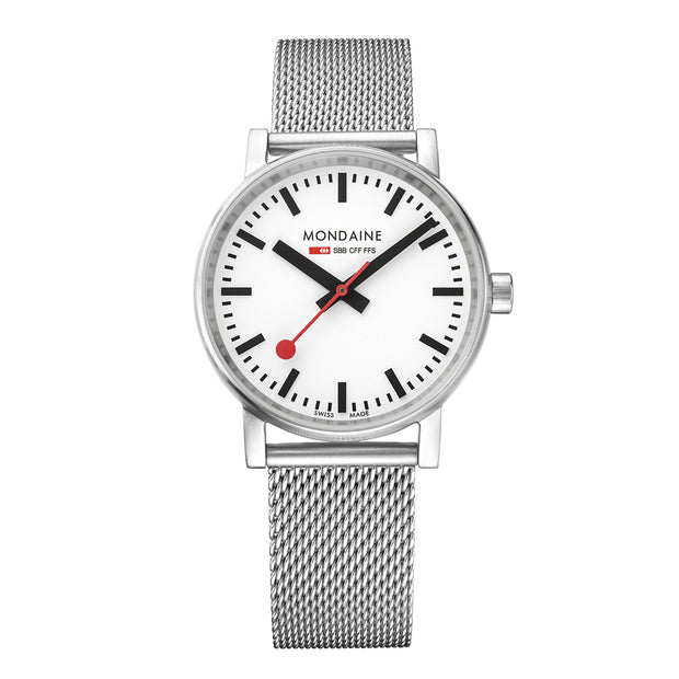 Mondaine Official Swiss Railways evo2