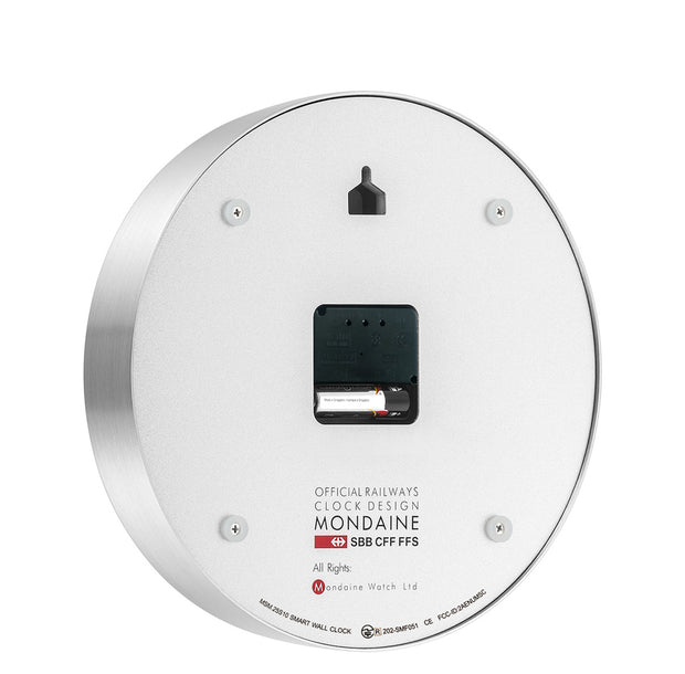 Mondaine Official Swiss Railways Smart stop2go Wall Clock | Mondaine Australia