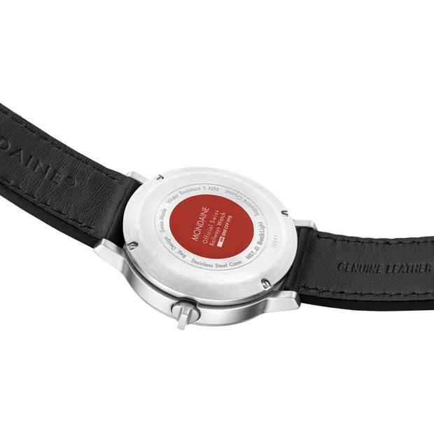 Mondaine Official Swiss Railways stop2go BackLight Watch | Mondaine Australia
