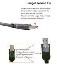 Load image into Gallery viewer, Whizzotech® CBA-U09-C15ZAR for Symbol Ls2208 Ls4208 Ls9208 USB Cable 15ft