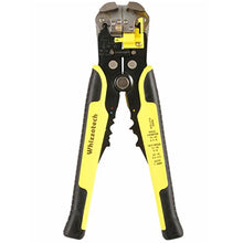 Load image into Gallery viewer, Whizzotech Wire Stripper Automatic Self-Adjusting Cable Stripping Tool Crimper Cutting Pliers Terminal Tool 8''