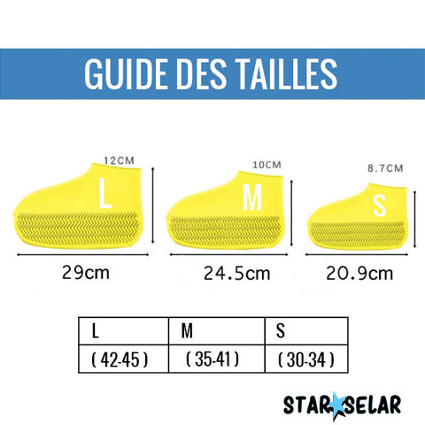 Guide Des Tailles Recommandations