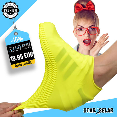 Magic Cover Shoes Réutilisable - Starselar