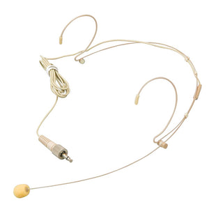 Nady HM-10 Headworn Omnidirectional Microphone - 3.5mm Beige