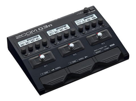 Image of Zoom G3N Multi-Effects Guitar Pedal