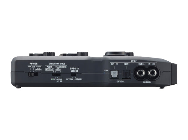 Zoom U-44 Handy Audio USB Recording Interface