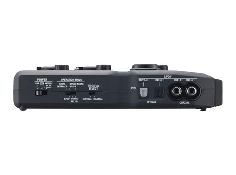 Image of Zoom U-44 Handy Audio USB Recording Interface