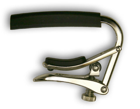 Shubb Capos C3 Standard Polished Nickel 12-String Guitar Capo