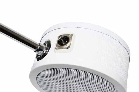 Image of SOLOMON MiCS LoFReQ Sub Microphone - White