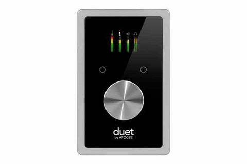 Apogee Duet 2 IN x 4 OUT USB Audio Interface for Mac and PC
