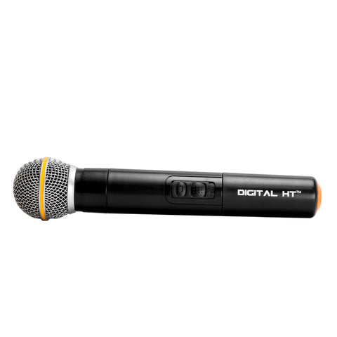 Image of Nady DW-22 Dual Digital Wireless Handheld Microphone System