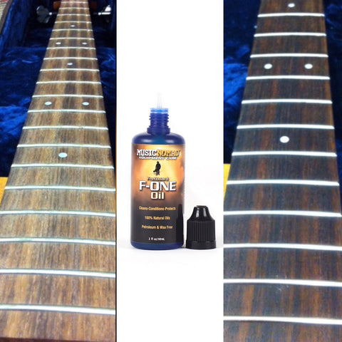 Music Nomad MN105 Fretboard F-ONE Oil - Cleaner & Conditioner