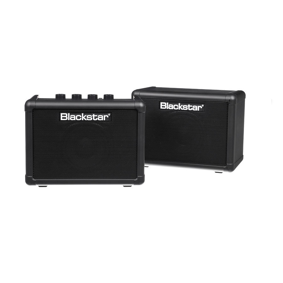 Blackstar FLY 3 Mini Guitar Amp Bundle w/Extension and Power Supply