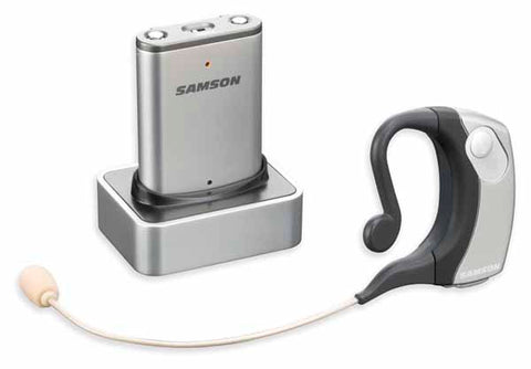 Samson Airline Micro Earset Wireless Microphone System - K2