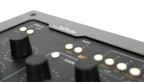 Image of Softube Console 1 MKII Computer Controller Hands On EQ Compression SSL UAD - Open Box