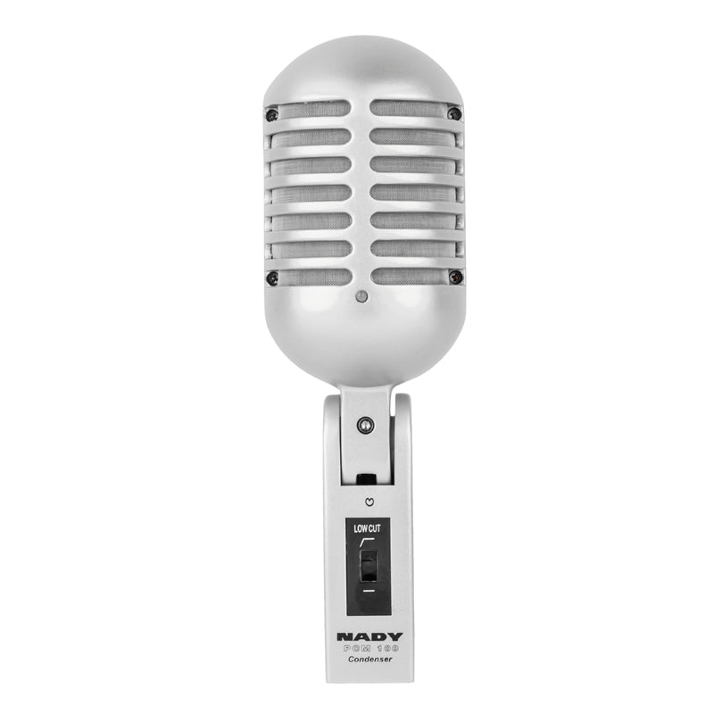 Nady PCM-100 Classic Style Condenser Vocal Microphone