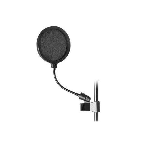 On-Stage 6-Inch Pop Blocker Windscreen Microphone Filter
