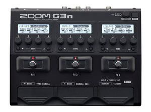 Zoom G3N Multi-Effects Guitar Pedal