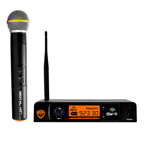 Image of Nady DW-11 Digital Wireless Handheld Microphone System