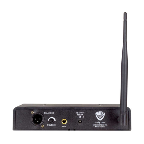 Image of Nady U-1100 LT 100-Channel UHF Wireless Lavalier Microphone System