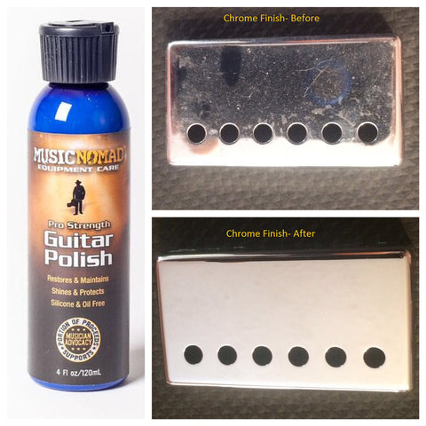 Music Nomad MN101 Guitar Polish - Pro Strength Formula