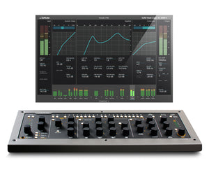 Softube Console 1 MKII Computer Controller Hands On EQ Compression SSL UAD