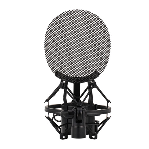 Image of Nady SSPF 4 Large Microphone Spider Shockmount w/Integrated Pop Filter