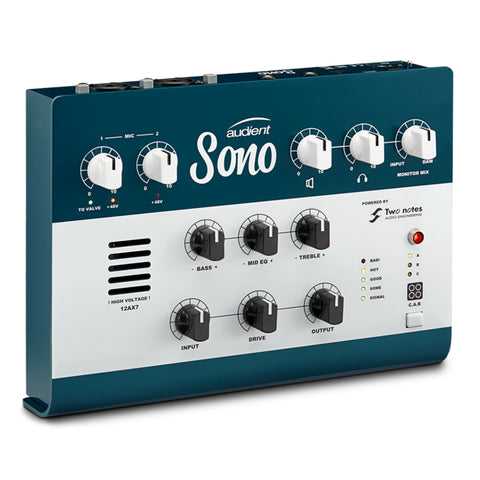 Audient Sono USB Tube Audio and Guitar Interface
