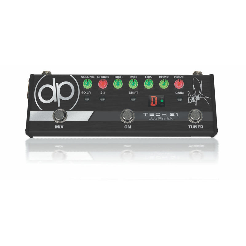 Tech 21 DP-3X dUg Pinnick Signature Bass Distortion Pedal