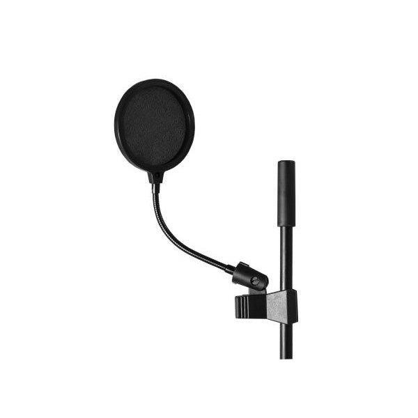 On-Stage 4-Inch Pop Blocker Windscreen Microphone Filter