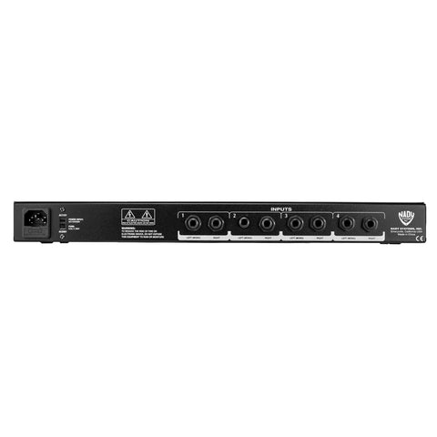 Nady HPA-4 Four Channel Stereo Headphone Amp