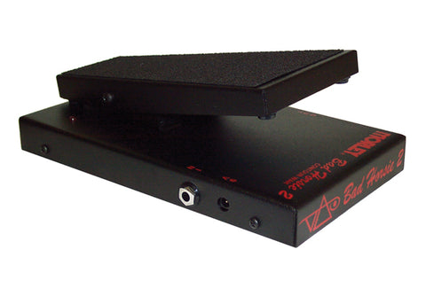 Image of Morley Steve Vai Bad Horsie 2 Contour Wah Guitar Pedal - FREE EXPEDITED SHIPPING