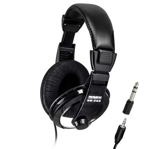 Image of Nady QH-200 Stereo Headphones
