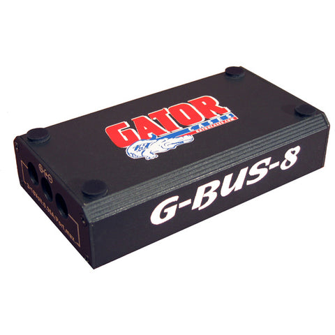 Gator Deluxe Pedal Board Power Supply (G-Bus-8-US)