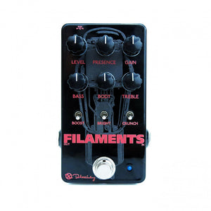 Keeley Filaments Distortion Guitar Pedal