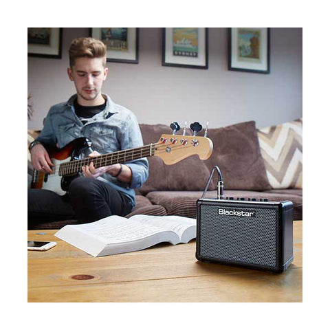 Image of Blackstar FLY 3 BASS Portable Battery-Powered Mini Bass Guitar Amp