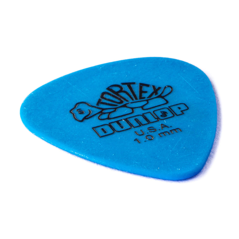 Image of Dunlop 418P100 Tortex Standard Player's 12-Pack Guitar Picks